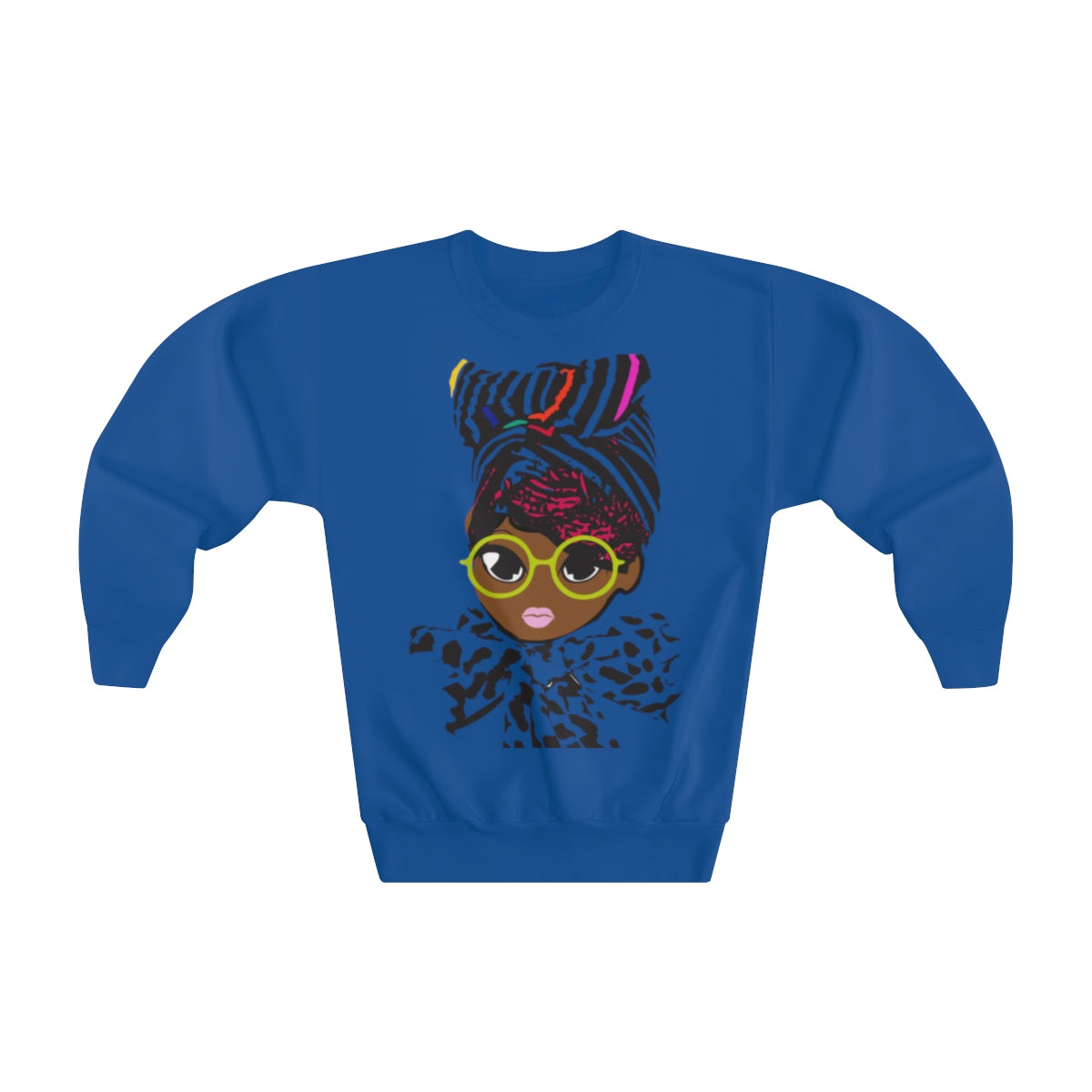 Geek Youth Crewneck Sweatshirt