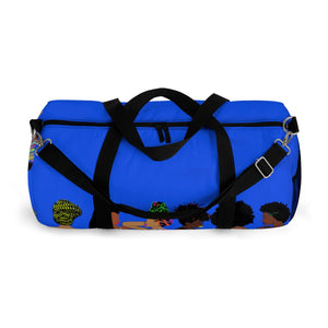 Squad Duffle Bag-Royal