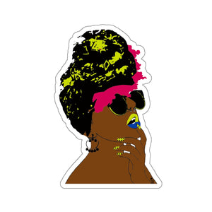 Mood Kiss-Cut Stickers