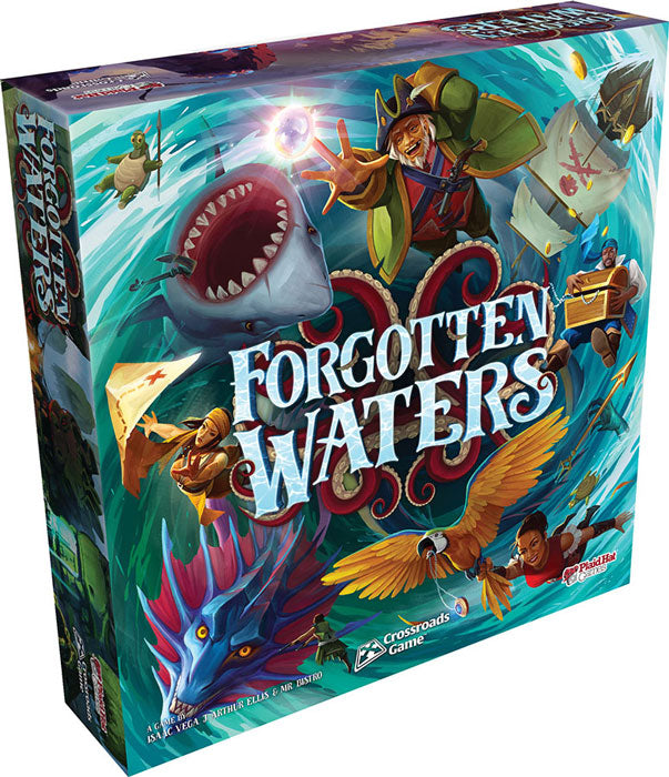 Forgotten Waters | Evanston Games