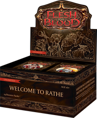 Flesh & Blood: Welcome To Rathe Booster Pack | Evanston Games