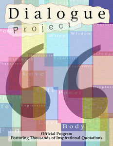 Dialogue Project Program Guide