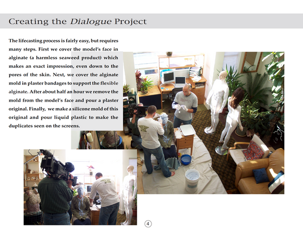 Dialogue Project Quotations & Public Art Book