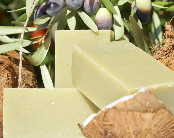 Patchouli Soap (Pack of 3 Bars)