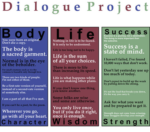 Dialogue T-Shirt