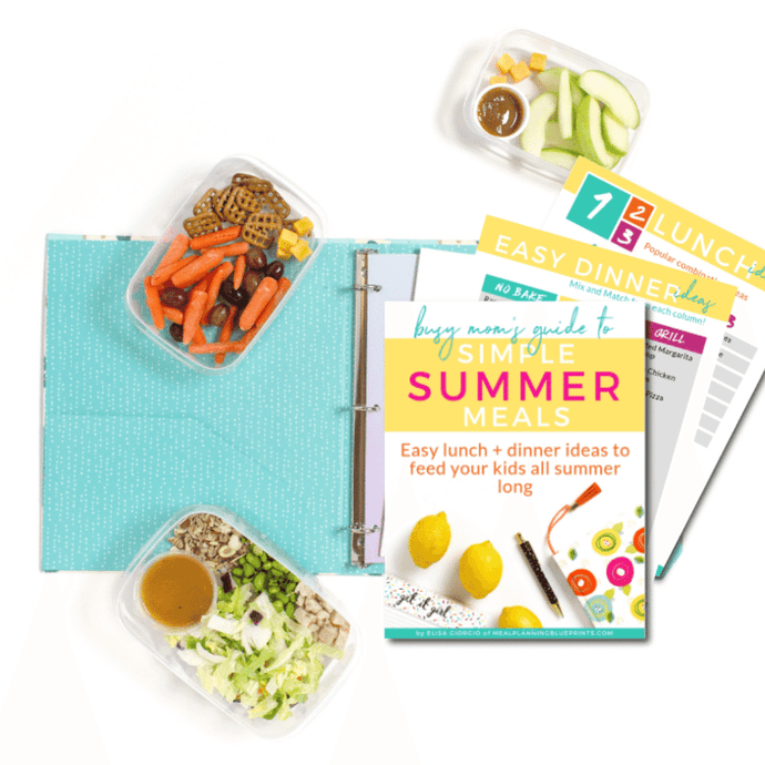 Simple Summer Meals