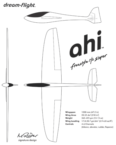 Ahi kit - Dream-Flight