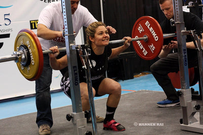 From Ordinary Mum to International Powerlifter!