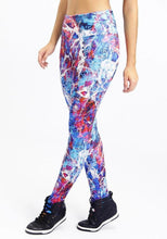 Load image into Gallery viewer, Mid Waist Rave Full Length Legging - Fashion Brazil
