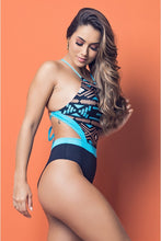 Load image into Gallery viewer, Aztec One Piece Swimsuit - Fashion Brazil