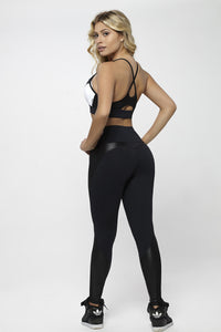 OxyFit Booty Up Leggings - Fashion Brazil