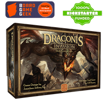 Load image into Gallery viewer, Draconis Invasion: Base Game