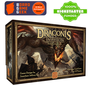 Draconis Invasion: Base Game