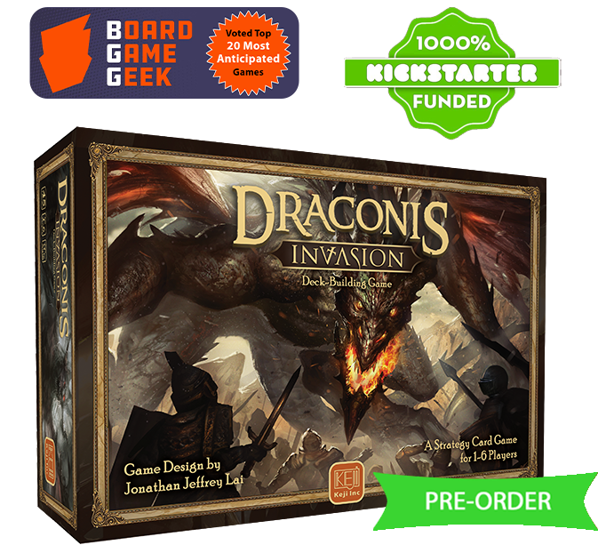 Draconis Invasion: Base Game (PREORDER)