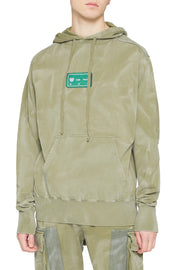 BADGE HOODY