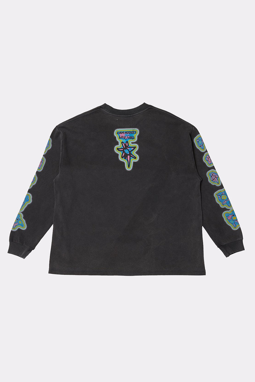 BSWS B-FLY LONG SLEEVE TEE