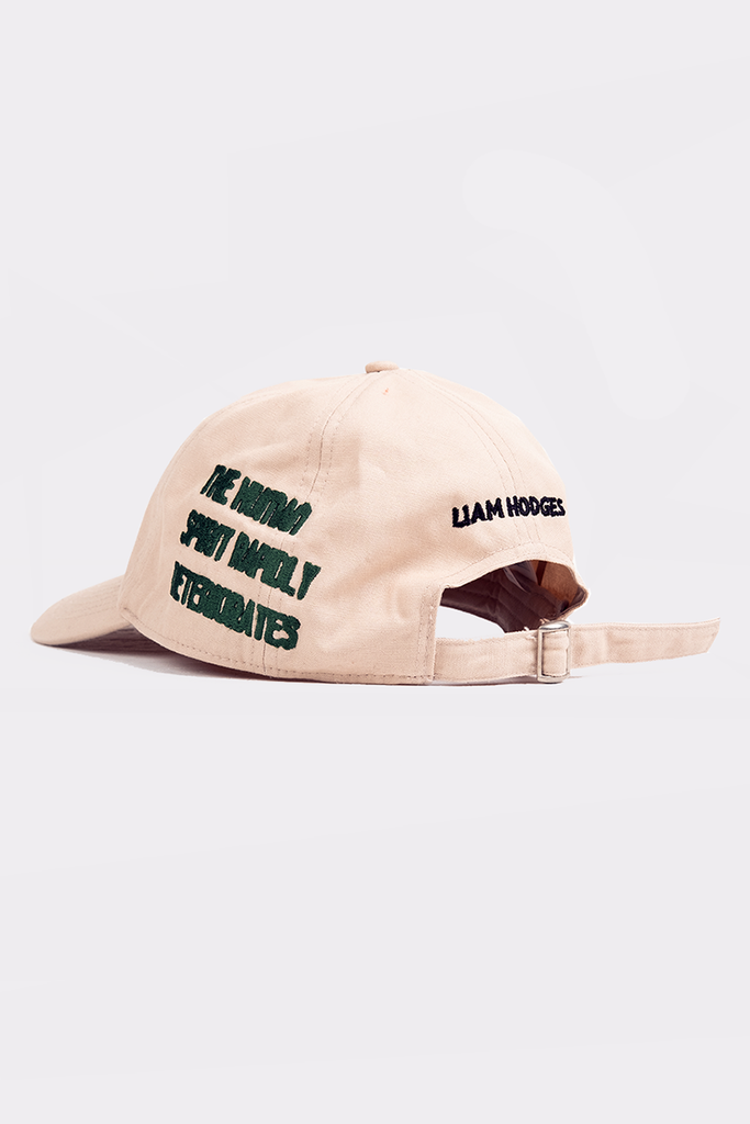 TAN BURNS CAP - Liam Hodges LTD