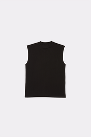 CYBER METAL SLEEVELESS TEE - Liam Hodges