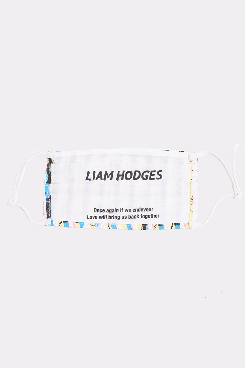 LIAM HODGES - FACE COVERING