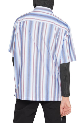 DISRUPTED STRIPE SHIRT