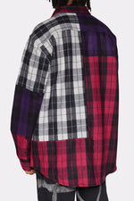 BUFFALO CHECK OVER SHIRT