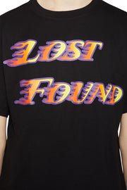LOST FOUND TEE