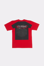 NEW LOGO TEE - RED