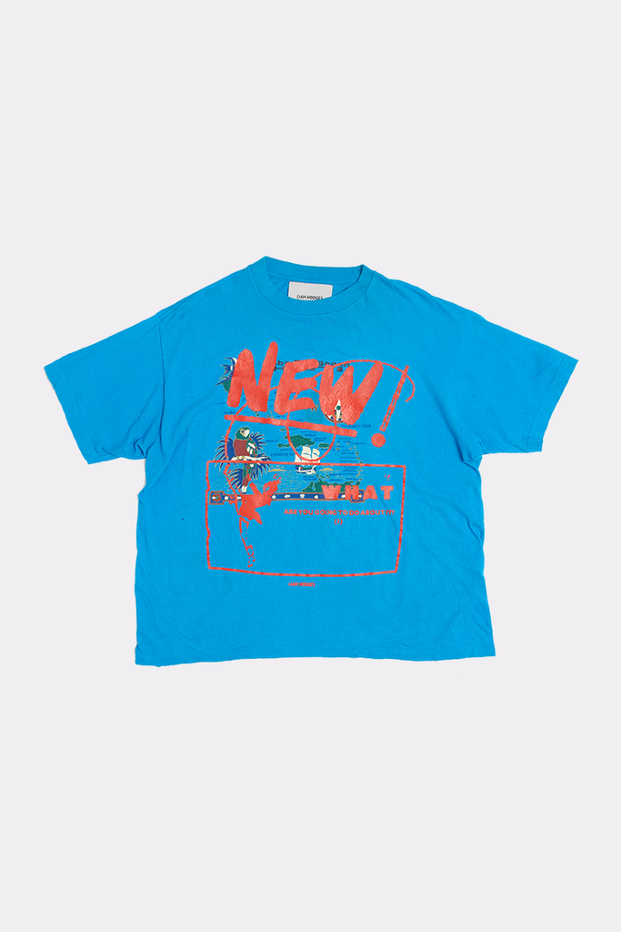 NEW NEW NEW WHAT YOU GONNA DO? TEE - XL