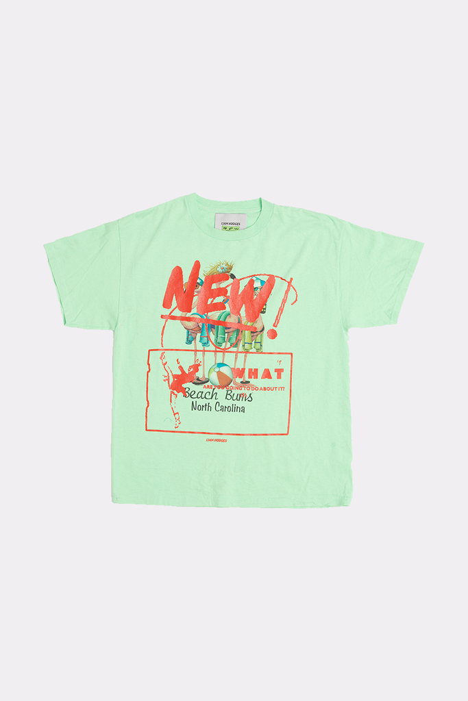 NEW NEW NEW WHAT YOU GONNA DO? TEE - LARGE