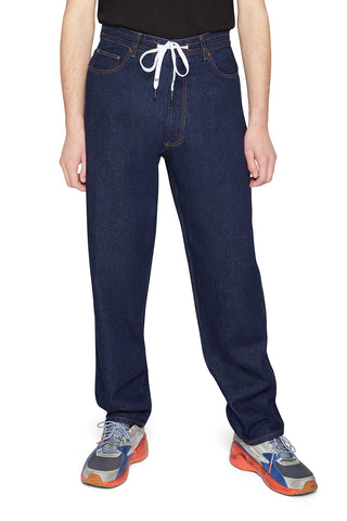 ONE-WASH JEANS