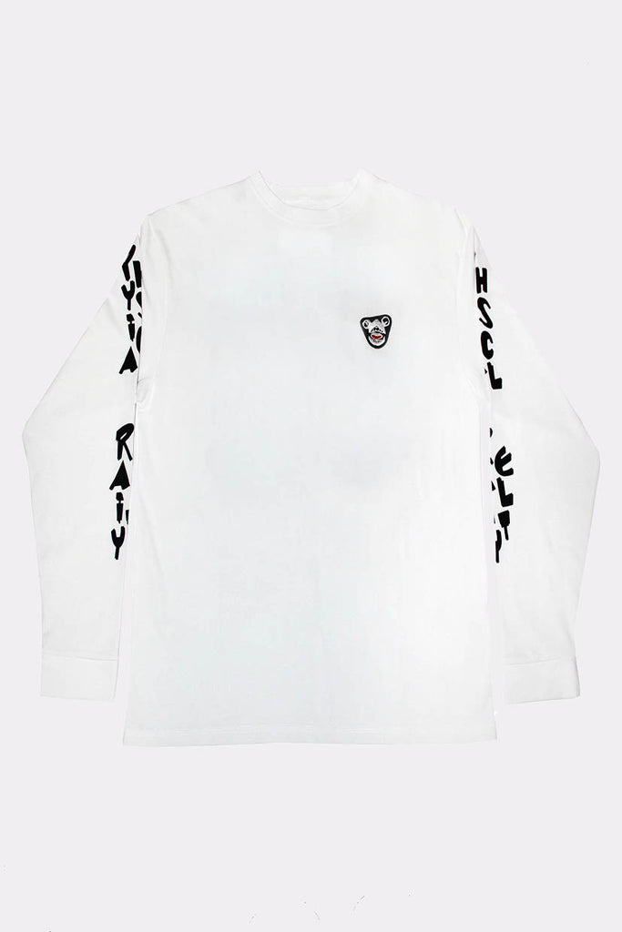 PHYSICAL REALITY LONG SLEEVE - Liam Hodges LTD