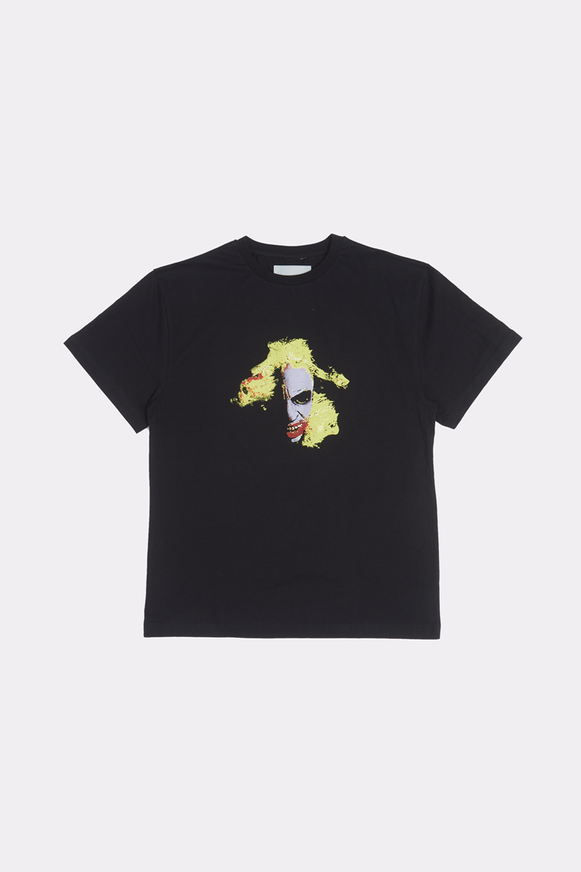 SCARY FACES TEE - PRE ORDER