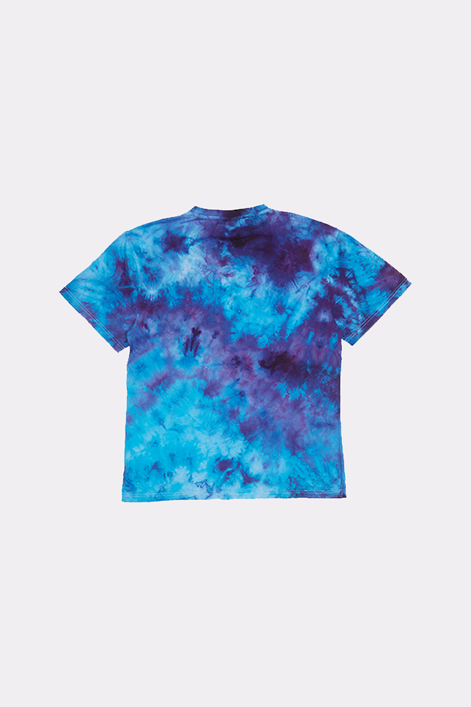 Transmutations Blue Overdyed Tee - Liam Hodges LTD