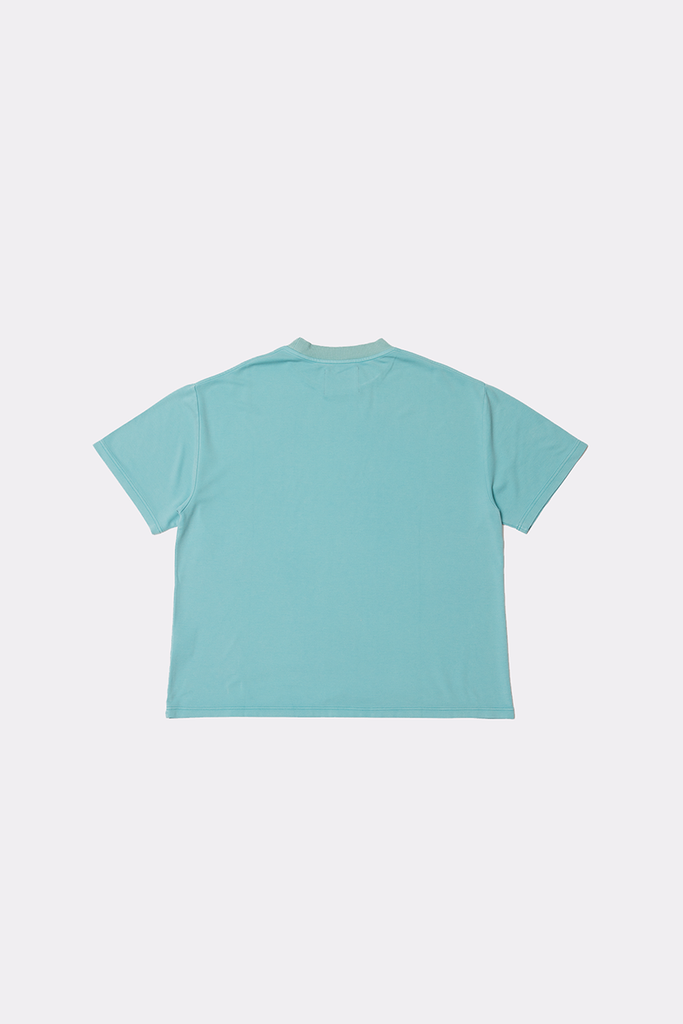 ULTRA MELTDOWN TEE - MINT - Liam Hodges LTD