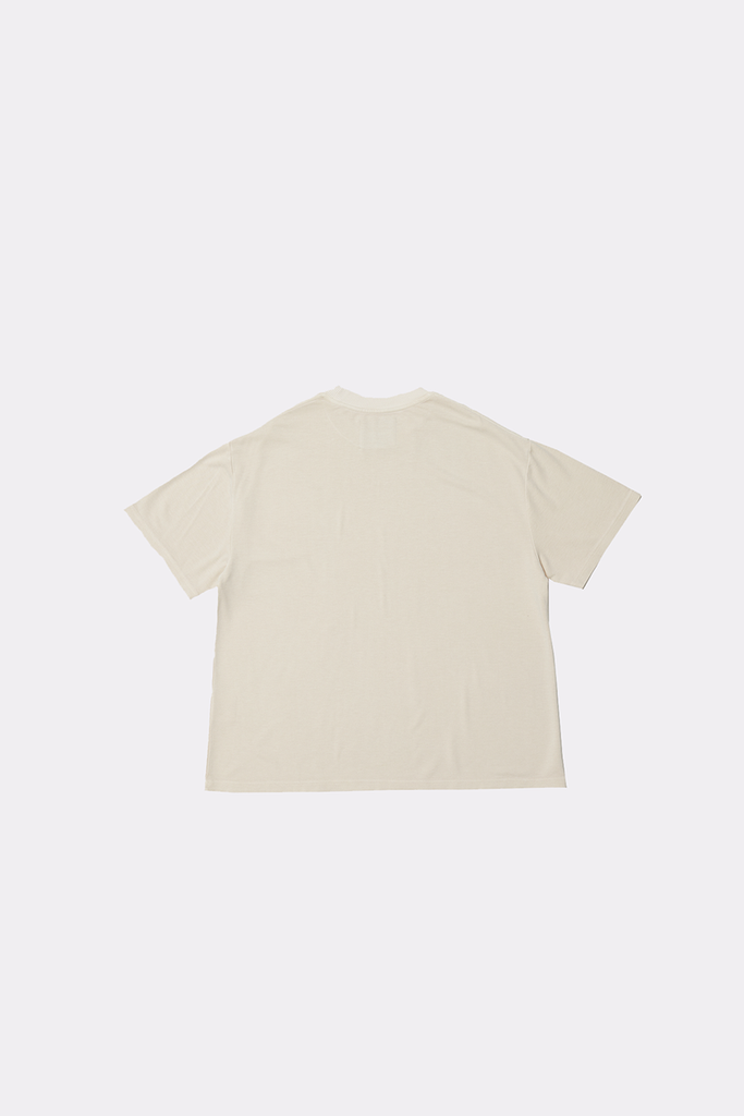 ULTRA MELTDOWN TEE - BEIGE - Liam Hodges LTD