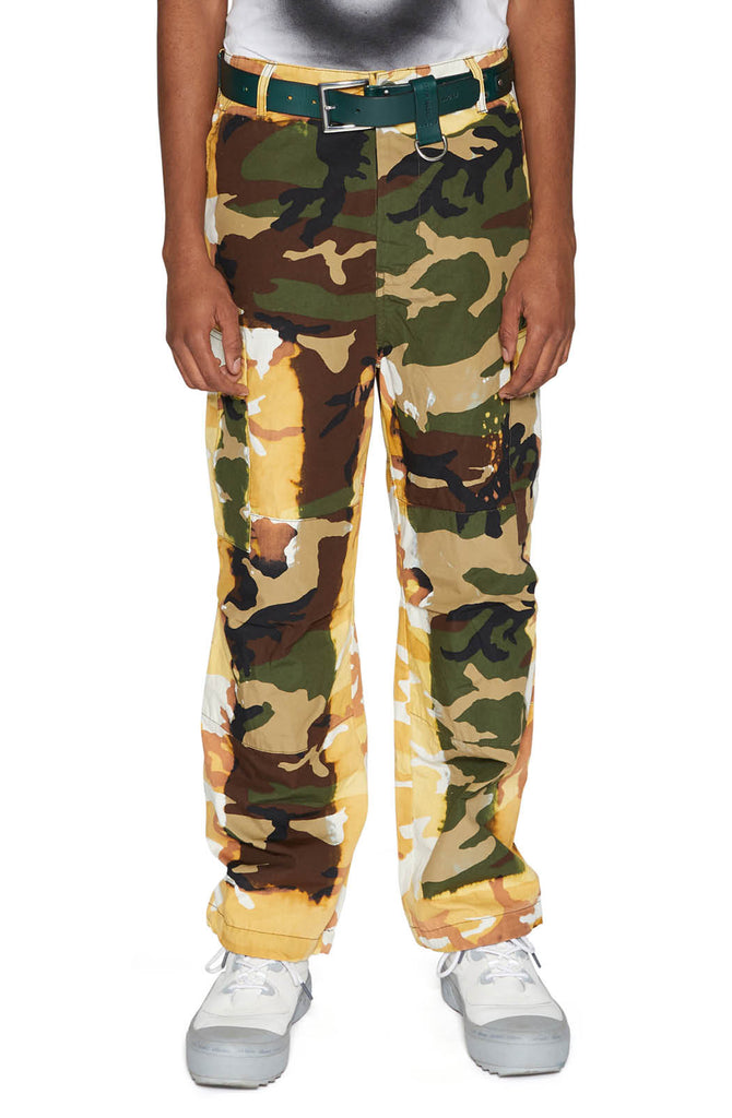 ACID BURN CAMO TROUSERS - Liam Hodges LTD
