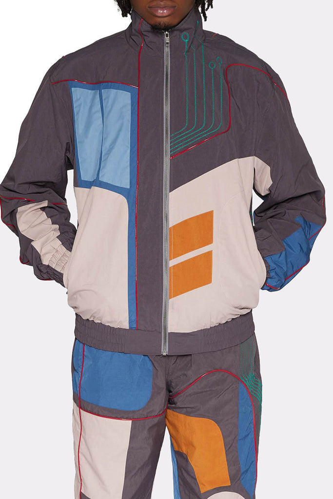 CYBORG TRACK JACKET - Liam Hodges LTD