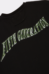 FIFTH GENERATION TEE - BLACK