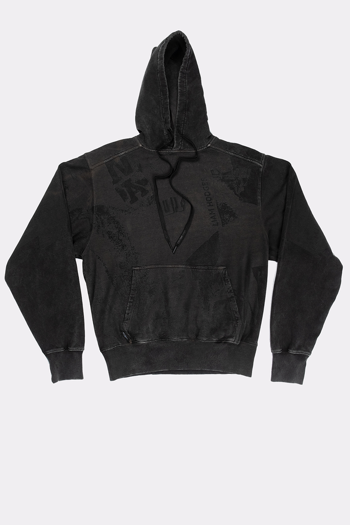 LASER HOODY - Liam Hodges LTD