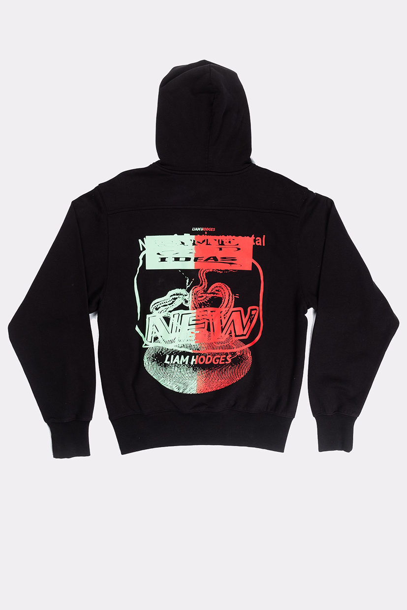 OLD NEW IDEAS HOODY