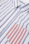 PARALLEL DIMENSION SHIRT - BLUE