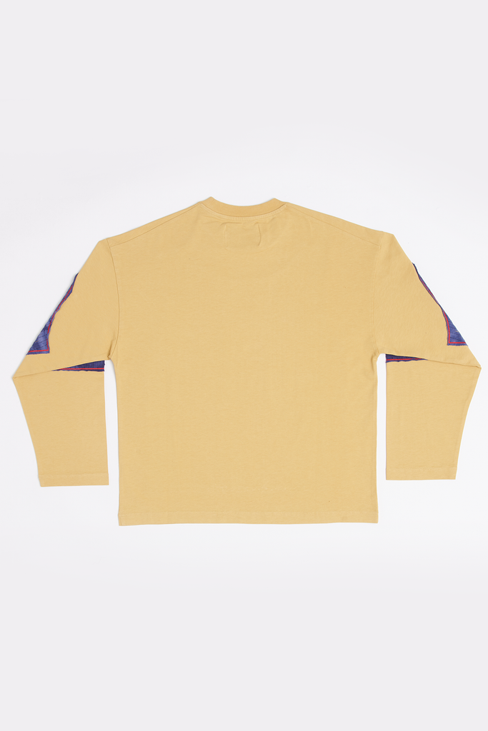 COCOON SHREDDED LONG SLEEVE - SMALL - Liam Hodges