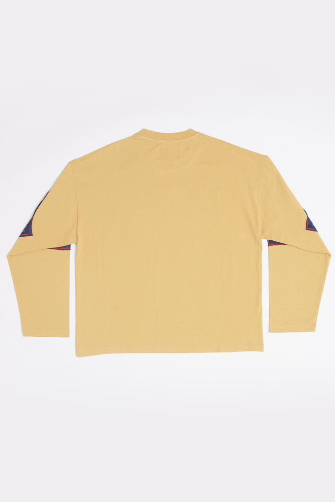 COCOON SHREDDED LONG SLEEVE - XL - Liam Hodges