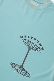 ULTRA MELTDOWN TEE - MINT - Liam Hodges