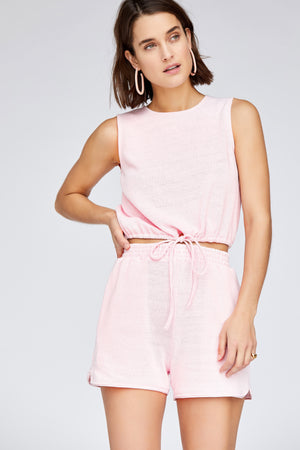 Pixie Short - Baby Pink