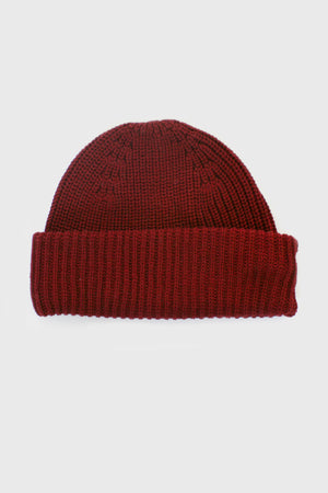 Everyday Beanie - Oxblood