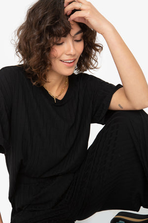 Gal Top - Black