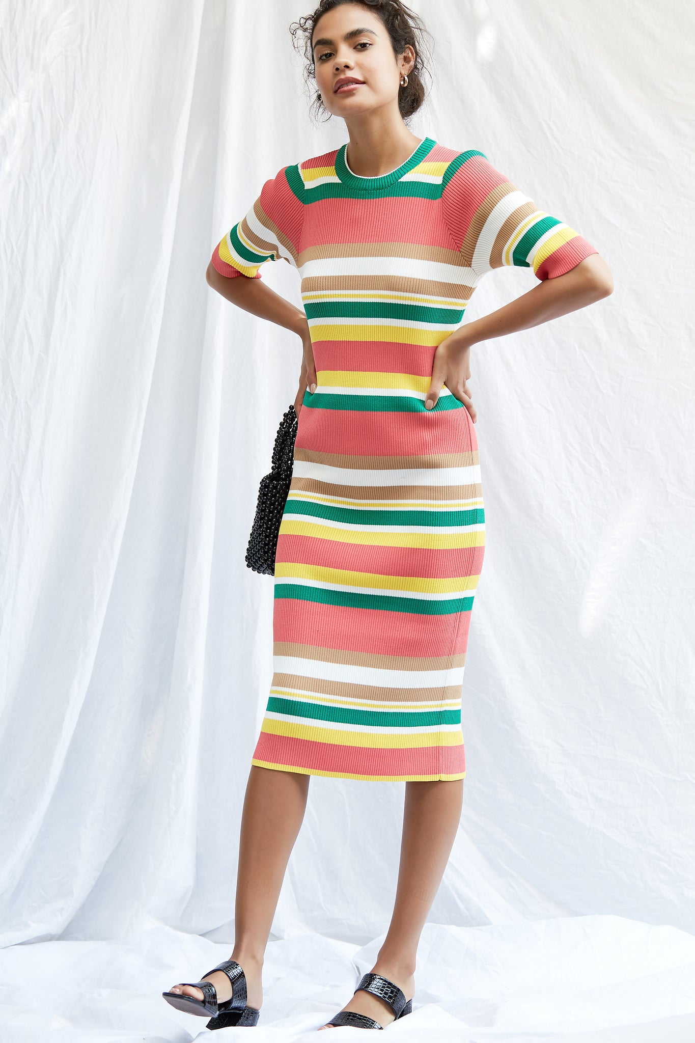 Keil Dress- Multi