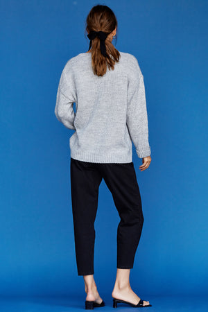 Pip Scoop Neck Pullover