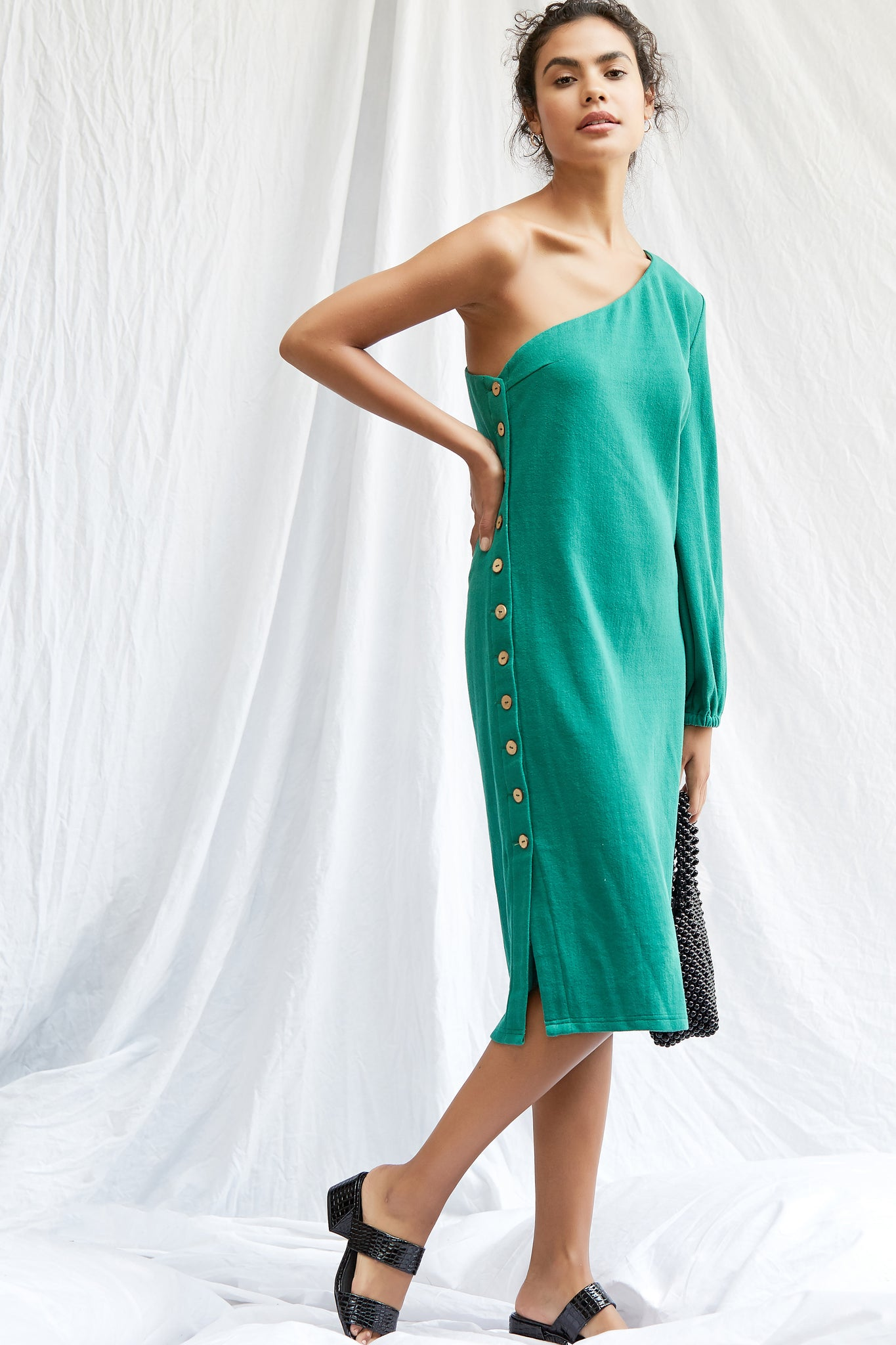 Tallulah Dress - Jade